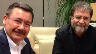 Ahmet Hakan'dan Melih Gökçek'e gönderme !