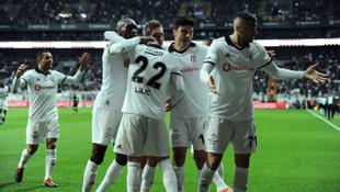 Beşiktaş Vodafone Park'ta yara sardı!