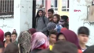 İstanbul'da ilköğretim okulunda dehşet! Öğretmeni arka kapıdan kaçırdılar