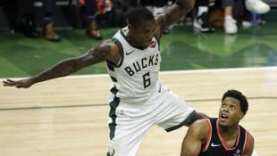Ersanlı Milwaukee Bucks, final serisinde öne geçti