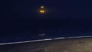 UFO gören masum köylünün tepkisi olay oldu