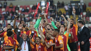Galatasaray bir kupa daha müzesine götürdü