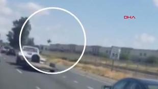 F-16 böyle yere çakıldı ! Şok görüntüler