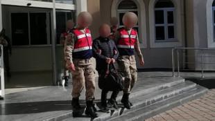 Saldırı öncesi keşif yapan terörist yakalandı