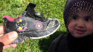 Kayıp Nurcan'ın ayakkabısı bulundu