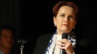 Akşener'den Erdoğan'a 19 Mayıs reddi