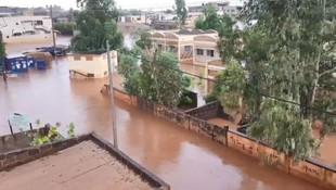 Mali'de sel felaketi: 15 ölü