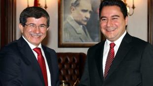 Davutoğlu ve Babacan 23 Haziran'ı bekliyor