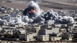 Rakka'da patlama: En az 20 YPG/PKK'lı terörist öldü
