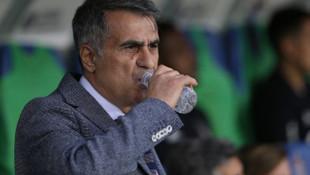 Şenol Güneş: Beşiktaş için üçüncülük başarısızlık