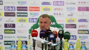 Mesut Bakkal: Malatyaspor'u yenip beklemekten başka çaremiz yok