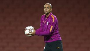 Felipe Melo'dan Galatasaray'a destek