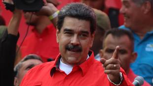 Maduro, darbe girişiminin arkasındaki ismi açıkladı