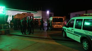 Adana'da dehşet gecesi ! 2 kadına kabusu yaşattı