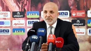 Hasan Çavuşoğlu'dan Josef Sural ve Konyaspor maçı sözleri
