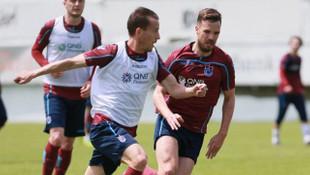 Trabzonspor'a Joao Pereira'dan kötü haber