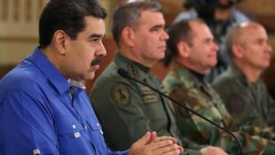 Maduro'dan muhaşif Lopez'in evine baskın