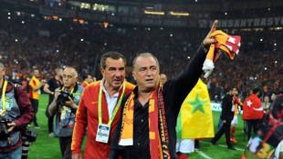 Fatih Terim'den şampiyonluk mesajı: Look at the tabela