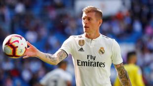 Real Madrid, Toni Kroos'la sözleşmesini uzattı