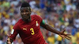 Asamoah Gyan, Gana Milli Takımı'nı bıraktı