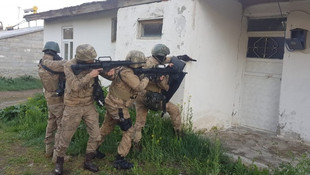 Van'da terör operasyonu: 18 gözaltı