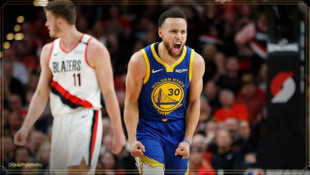 Portland Trail Blazers 117 - 119 Golden State Warriors