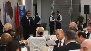 Mansur Yavaş'tan büyükelçilere iftar yemeği