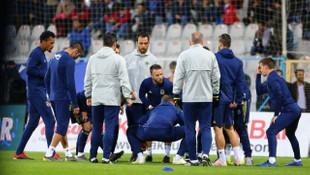 Mathieu Valbuena, Antalyaspor maçında yok