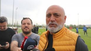 Hikmet Karaman: Ligi en iyi yerde bitirmek istiyoruz