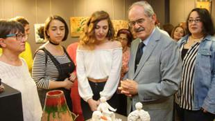 Eskişehir'de 1 yılın emeği 'Yansımalar' sergisinde buluştu