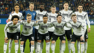 Almanya Milli Takımı'nın Belarus ve Estonya maçlarının aday kadrosu açıklandı
