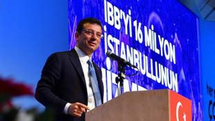 Ekrem İmamoğlu İstanbullular için yeni vaadlerini açıkladı