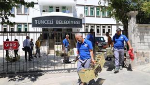 Tunceli Belediyesi'nin yeni adı artık Dersim Belediyesi