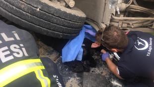 İzmit'te halk otobüsü devrildi: Yaralılar var