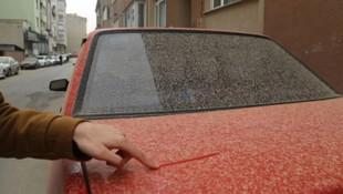 Dikkat! Meteoroloji uyardı; çamur yağacak !