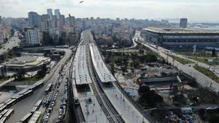 İstanbul'da bir yeşil alan daha betonla kaplanıyor