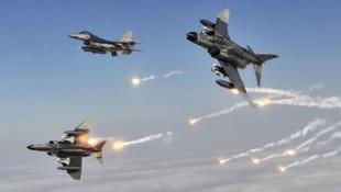 PKK'ya nefes aldırılmıyor ! Kandil'e hava harekatı