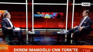 CNN Türk Müdürü Bora Bayraktar'dan İmamoğlu itirafı