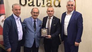 Başkan Büyükerşen İmamoğlu için istanbul'daydı