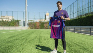 Barcelona Ludovit Reis ile 3 yıllık sözleşme imzaladı