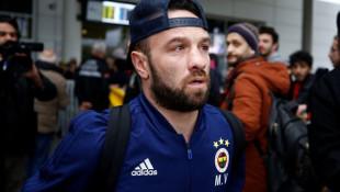 Evangelos Marinakis, Mathieu Valbuena'yı Olympiakos'a transfer edeceklerini açıkladı