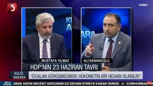 HDP'den ''AK Parti ile görüşüyoruz'' açıklaması