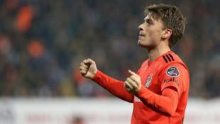 Beşiktaşlı futbolcu Adem Ljajic'e milli davet
