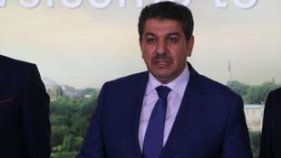 Yunan imasında bulunan AK Partili başkana suç duyurusu