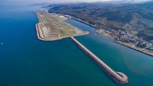 Rize-Artvin Havalimanı'nda önemli gelişme!