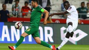 Konyaspor 0 - 0 Akhisarspor