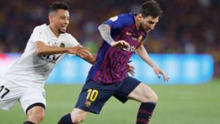 Kral Kupası'nı Barcelona'yı deviren Valencia kazandı