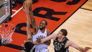 Golden State Warriors'ın finaldeki rakibi Toronto Raptors