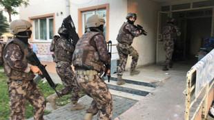 Bin polisle dev operasyon