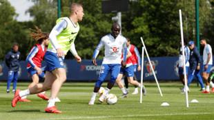 N'Golo Kante, Avrupa Ligi finalinde yok